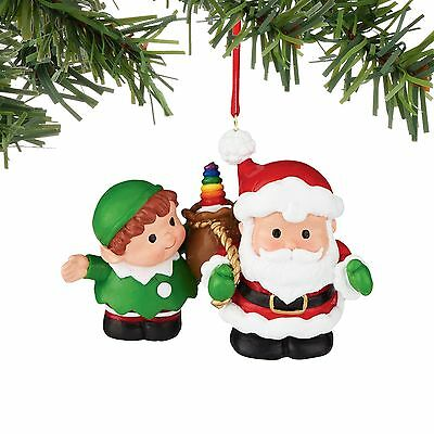 Dept 56 Fisher Price Little People  Ornament New 2016