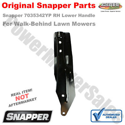 Snapper Replacement Part # 7035342YP handle, lower, rh