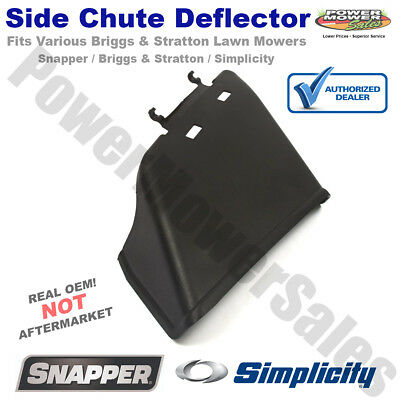 Snapper Replacement Part # 1101097MA chute deflector