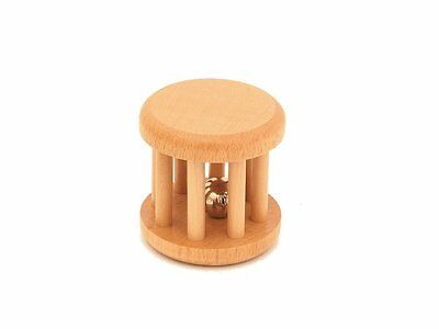 Natural Montessori Baby Toy - Small Bell