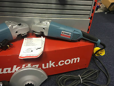 Sparky 9 INCH Grinder MBA2000P