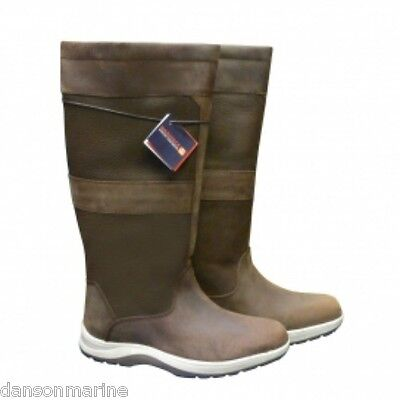 Brand New Leather Sailing boots - Maindeck Oceanic Boot- all sizes