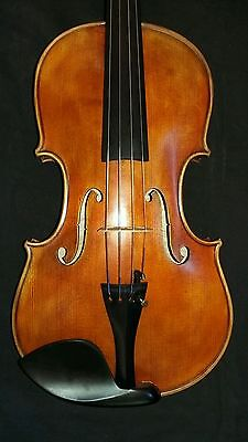 "15.5"" Viola, Hand Made, Contemporary, Warm Sound"