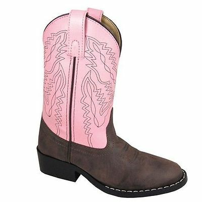 Smoky Mountain Youth Monterey Western Boots 1574