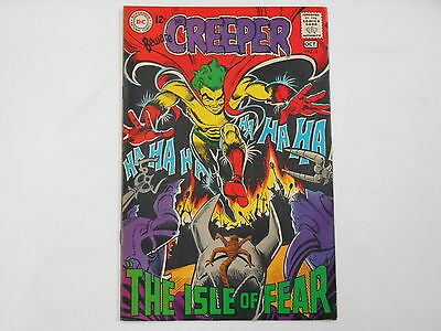 Beware The Creeper #3, (DC Oct. 68), The Isle of Fear, 7.0 FN/VF