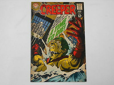 Beware The Creeper #6, (DC Apr. 69), A Time to Die,  6.5 FN+