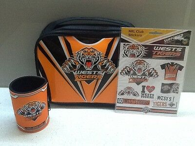 West Tigers NRL Gift Pack -Brand New
