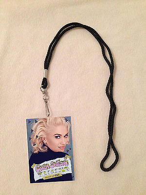 *gwen Stefani This Is What The Truth Feels Like Vip Meet Greet Pass Backstage*