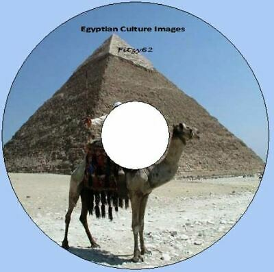 Egyptian Culture images & Pictures Art & Craft CD