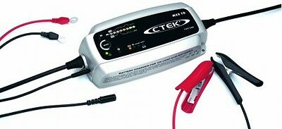CTEK Multi MXS 10 10A 12V 8-Stage Battery Charger Conditioner