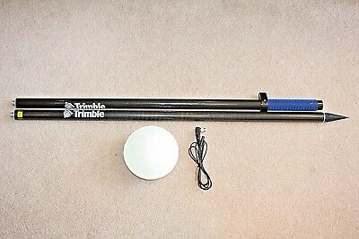 Trimble Tornado L1/L2 GPS Antenna with Cable and 2M Carbon Fiber Range Pole