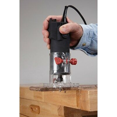 1/4 in. 2.4 Amp Trim Router - Cut Moldings Accurately