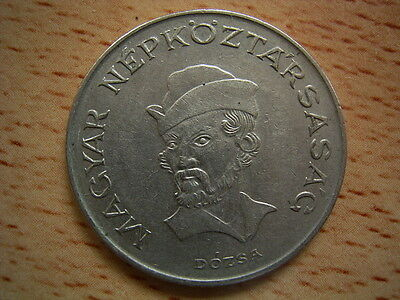 1985 Hungary 20 forint Coin Collectable