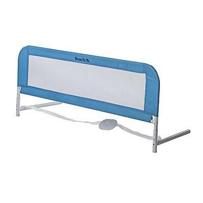 Dream On Me Adjustable Bed Rail, Blue, 3 Pound, New, Free Shipping