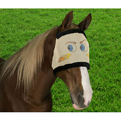 Mr. Blue Eyes Fashion Fly Mask