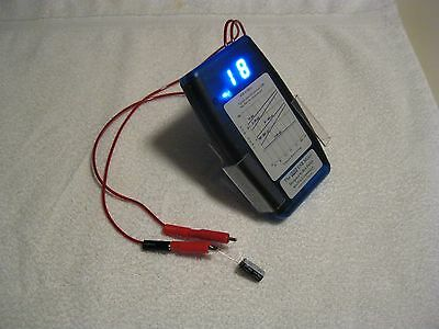 Anatek Blue ESR Capacitor Tester Analyzer - Assembled and Tested