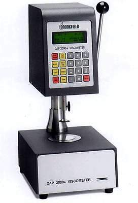 Brookfield High Shear CAP-2000+ Viscometer