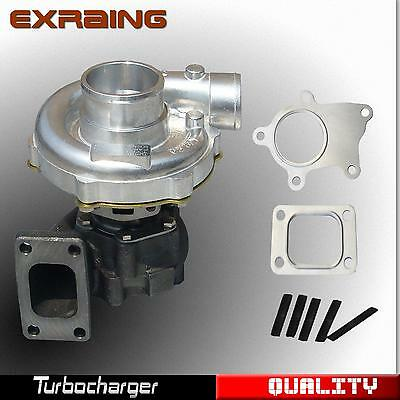 T3/T4 Hybrid Turbo Charger .50 A/R .63A/R Toyota Honda Mazda Dodge Ford