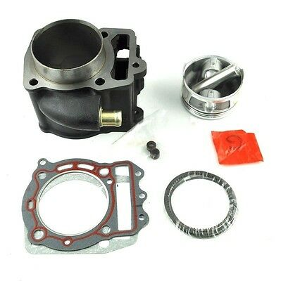 Top End Cylinder Kit Piston Gaskets Honda Ch250 Helix Cn250 Scooter 1986-2007