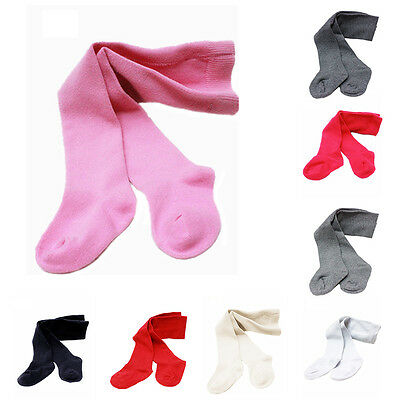 Baby Toddler Infant Kid Girl Cotton Winter Warm Tights Stockings Pantyhose Socks