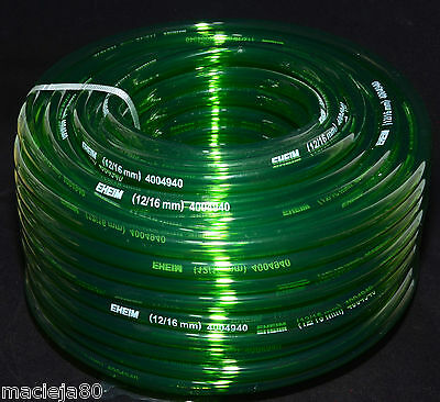 Eheim 12/16 mm Green Tubing 3 meter Aquarium, Pipe, Hose, 4004940 Bargain