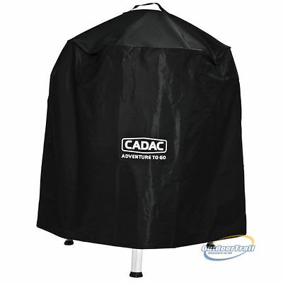 Cadac Carry Chef 47cm BBQ Heavy Duty Protective Braai Cover - Black