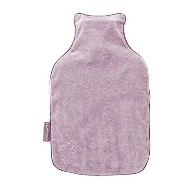 Cozy Queen Cosy Comfort Cover 2 Litre Soothing Lilac Hot Water Bottle