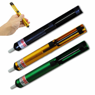 Welding Soldering Tools Vacuum Solder Remover Sucker Tin Gun Suction Skid Pens