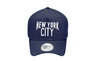 newest 53107 21f1d NEW ERA 9FORTY D - Frame NEW YORK CITY 63 NAVY (Size   Free)