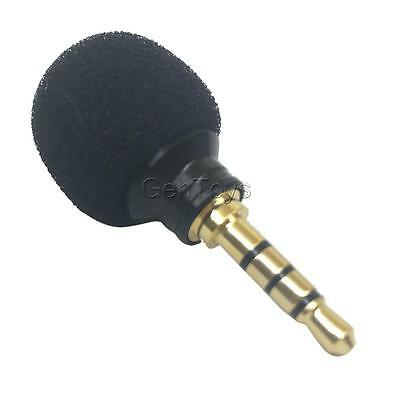 3.5mm Mini Stereo Microphone Mic Mobile Phone Laptop Sound Recording Tool