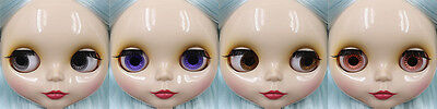 """12"""" Neo Nude Mix Blue&Purple Hair Blythe doll From Factory JSW96010"""