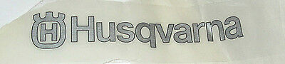 544891101 NEW OEM Husqvarna Belt Cover Decal - Clutch Cover Label - K750 K760