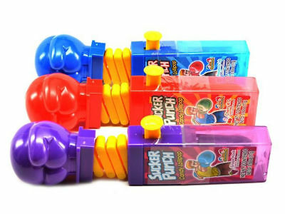 Sucker Punch Reusable Box Kids Favorite Tasty Lollipop - Brand New 1 x Box