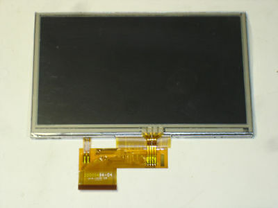LCD Screen Display + Touch Screen Digitizer For Garmin Nuvi 1490 1490T