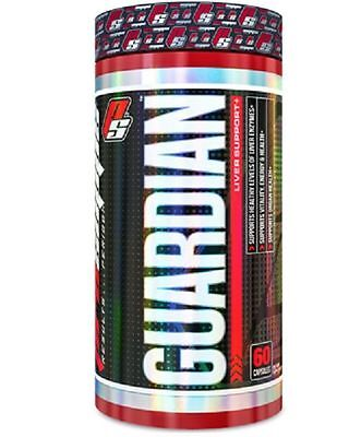 Pro Supps Guardian 60 Caps liver detox prosupps mr xtract xpel support hyde