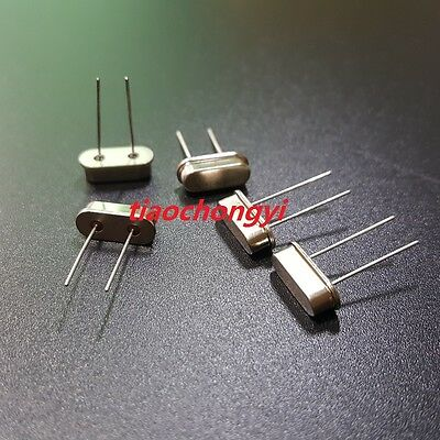 50 or 100x SMD Crystal Oscillator 49S 4MHZ 8MHZ 20MHZ H to 32MHZ Pack of 1