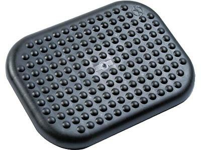 """New Rubbermaid 65837 Tilting Footrest Angle Adjustable Charcoal 17-3/4"""" x 13"""""""