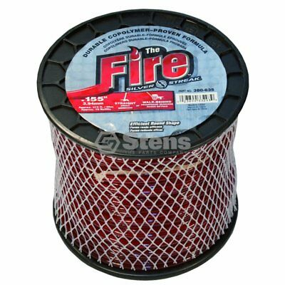 Fire Trimmer Line / .155 3 lb. Spool