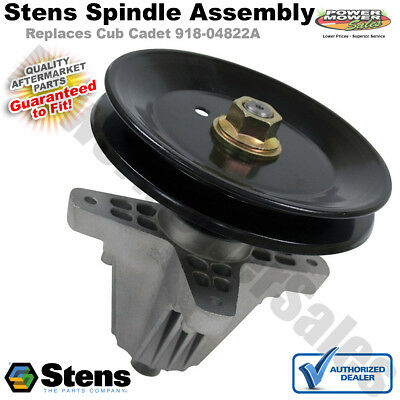 Spindle Assembly / Cub Cadet 918-04822A