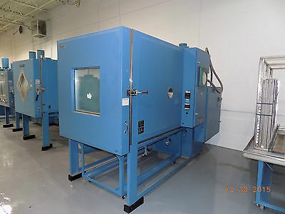 Russells RBV-81-25S Thermal Chamber Temperature Testing AGREE ESS with racks