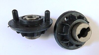 Pro Rider golf trolley wheel clutch pair