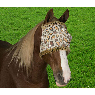 Leopard Fashion Fly Mask