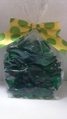 50 Green Apple Turtle Bath Oil Beads
