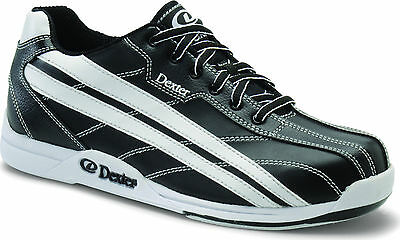 Bowling Shoes Men's Dexter Jack white/black for Right and Left-handed