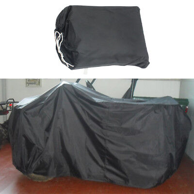 XXXL ATV Quad Bike Cover WaterProof Heatproof Protector 190T Polyester Fiber