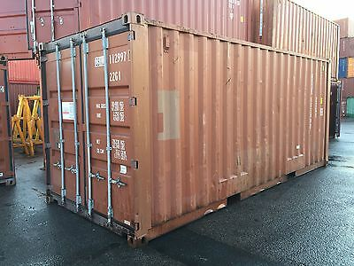 SPECIAL OFFER *** 20ft USED Shipping Containers *** SPECIAL OFFER