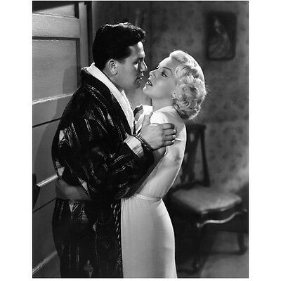 Lana Turner Being Held in Close Embrace with Clark Gable 8 x 10 Inch Photo