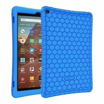 Kids Shock Proof Case Cover for Amazon Kindle Fire 7 HD 8 2015 2016 2017 Tablet