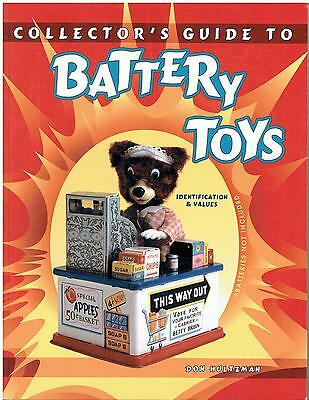Collector's Guide to Battery Toys