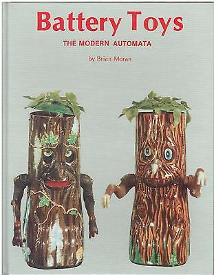 Battery Toys  -  the modern automata by Brian Moran